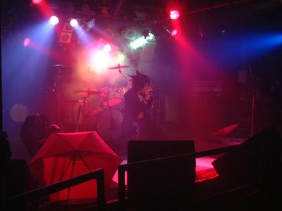 くるむんしぃ at Tokyo Goth and Darkwave 04