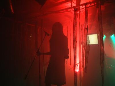 Mushi at Tokyo Goth and Darkwave 04