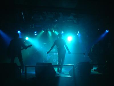 Shrine at Tokyo Goth and Darkwave 04
