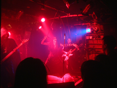 Nameless Cult at Tokyo Goth and Darkwave 04