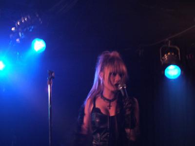 Aural Vampire at Tokyo Dark Castle 10