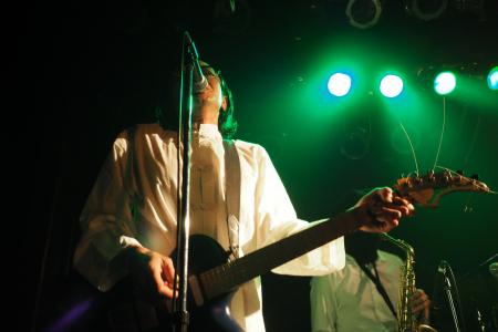 Kito Mizukumi Rouber at Ghost of Terror