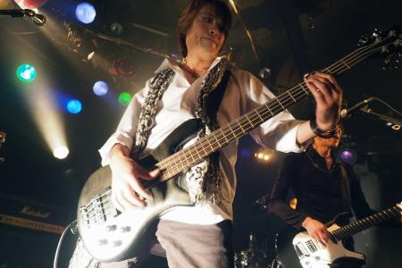 Rockwrok at Darkside Rockers