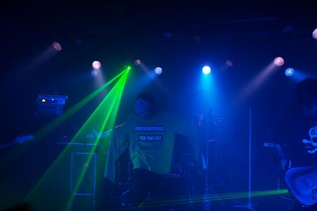 W.A.R.P. at Darkside Rockers