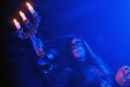 Phaidia at Haunted Sunday Bash