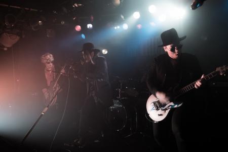 The Tricks at Darkside Rockers - Golden Special