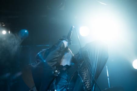 Liquid Butterfly at Darkside Rockers - Golden Special