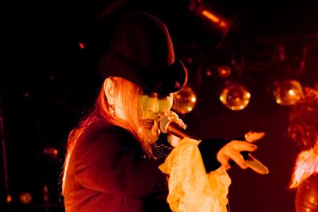 Madame Edwarda at Club Walpurgis